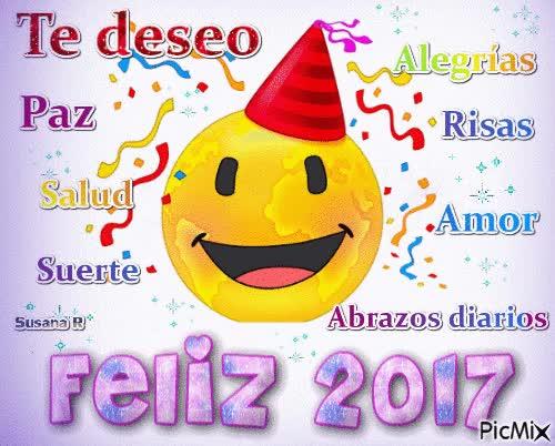 Watch and share Te Deseo Paz,Salud Suerte,Alegrias GIFs on Gfycat