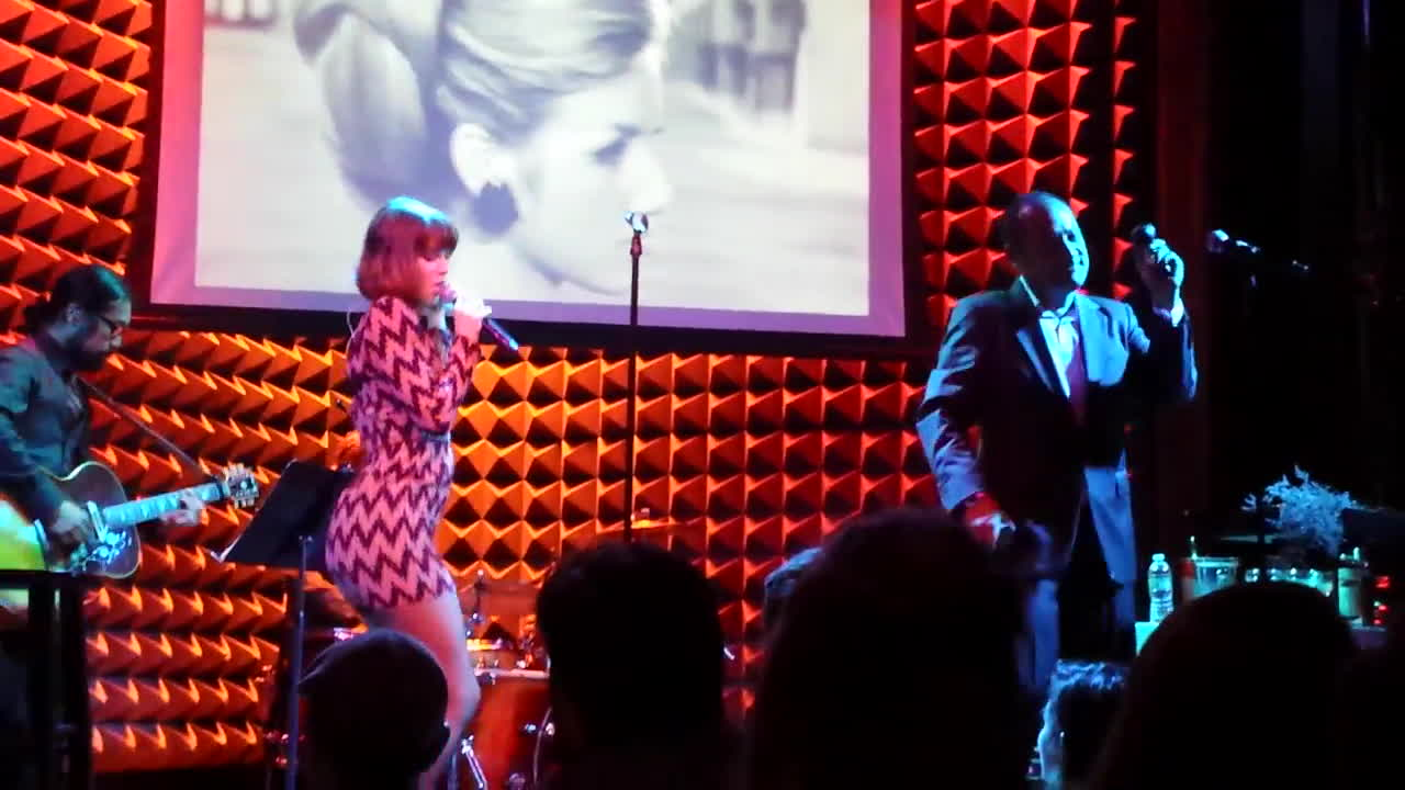 dan the automator, got a girl, mary elizabeth winstead, Got A Girl - Close To You (Joe's Pub 9/26/15) GIFs
