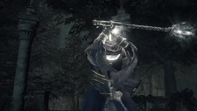 Watch Dark Souls III - True Colors of Darkness | PS4, X1, PC GIF on Gfycat. Discover more dark souls, namco bandai, namco bandai games GIFs on Gfycat