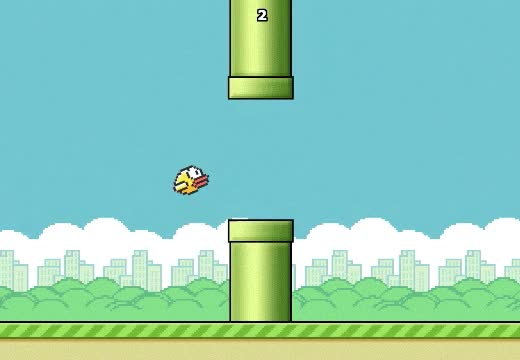 Watch and share Flappy Bird Funny Gifs #ReactionGifs GIFs on Gfycat