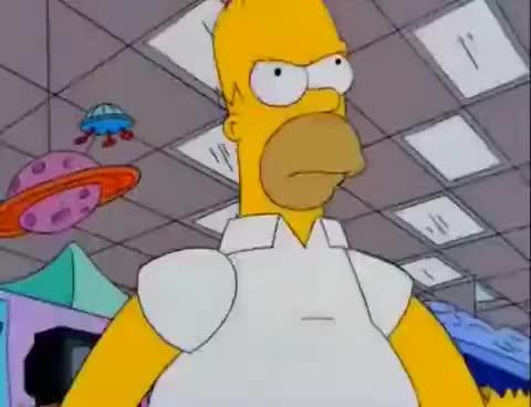 Watch and share Ñoños! Homero Simpson GIFs on Gfycat