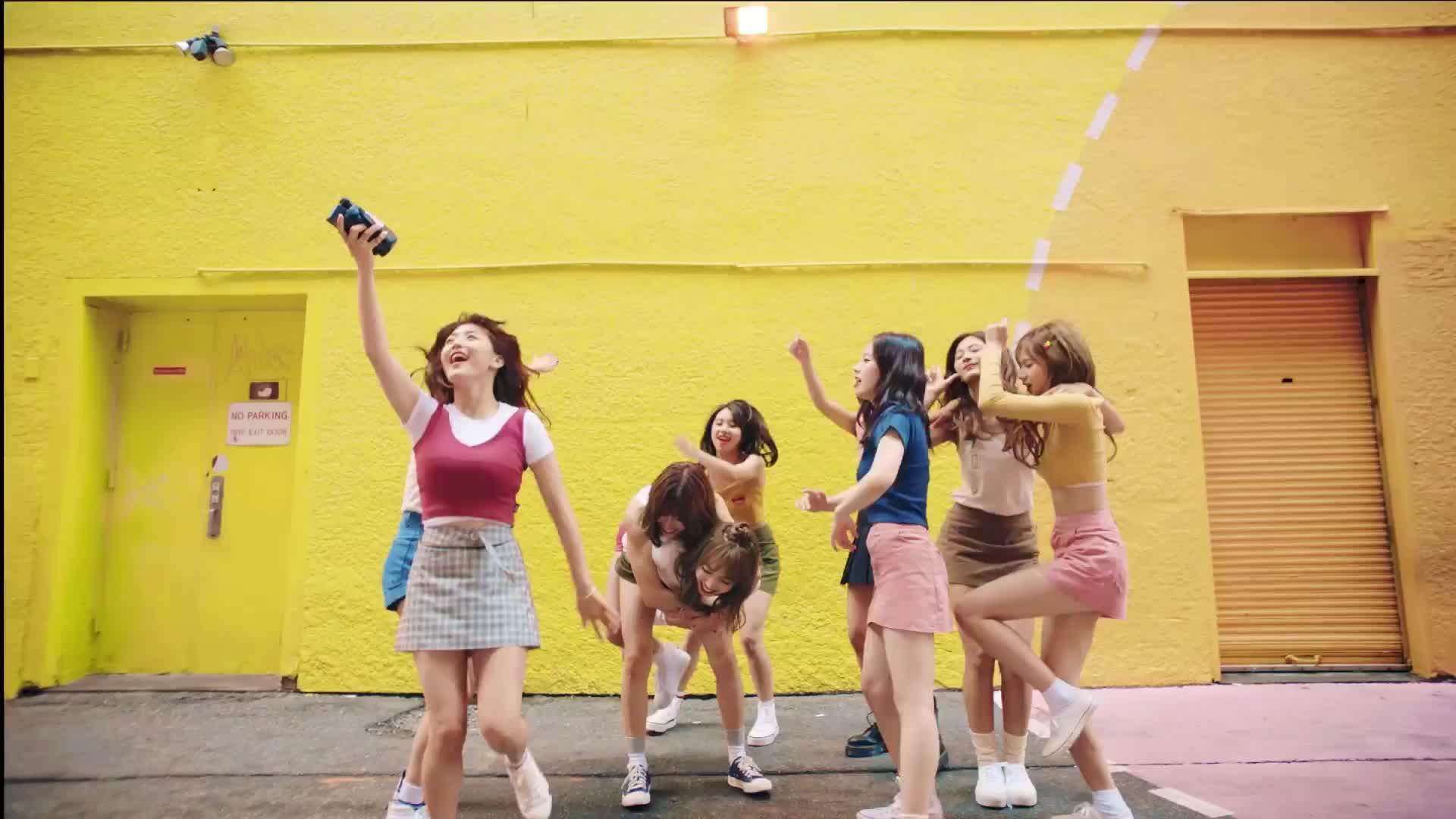 Kpop, Likey, Twice, TWICE LIKEY GIFs