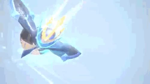 Watch and share Empoleon Makes Regal Entrance To Pokken Tournament GIFs on Gfycat