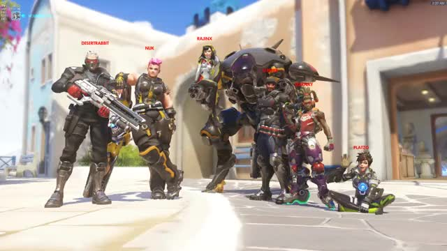Watch and share Mercypotm GIFs and Overwatch GIFs on Gfycat