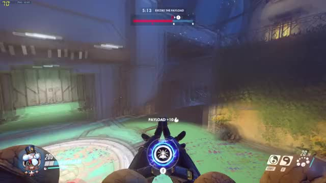 Watch and share Overwatch GIFs and Roadhog GIFs by dpetersz on Gfycat