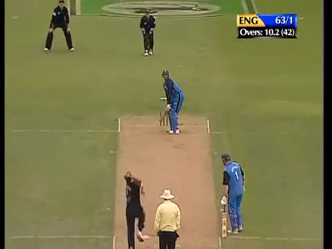 Watch and share Nick Knight 73 Vs New Zealand 2002 GIFs by romz8 on Gfycat