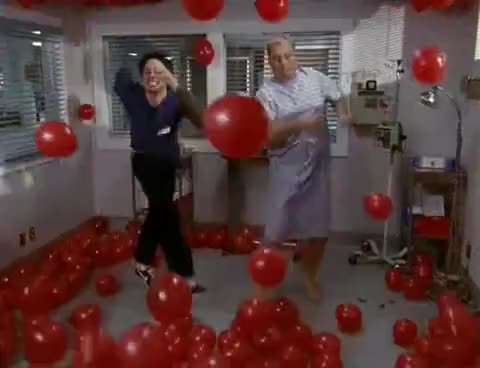 Watch Scrubs 99 Luftballons GIF On Gfycat Discover More Related GIFs