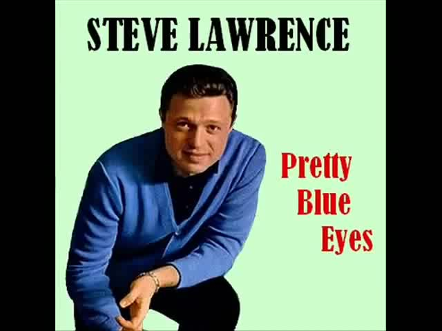 Watch and share Steve Lawrence - Pretty Blue Eyes GIFs on Gfycat