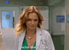 Doctor Molly Clock GIFs