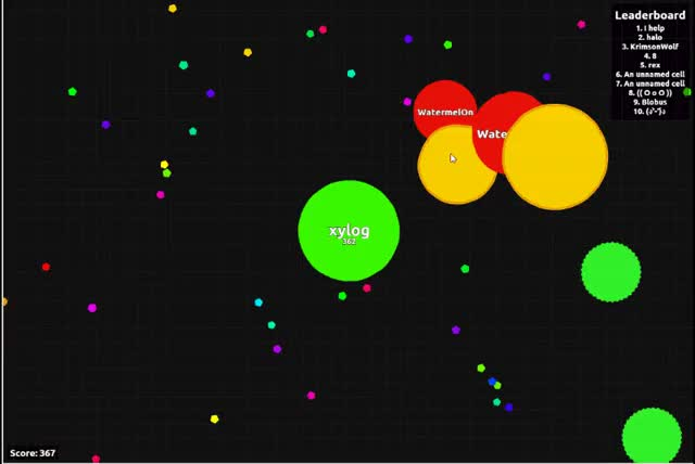 Watch The alley-oop GIF by @xylog on Gfycat. Discover more agario, xylog GIFs on Gfycat