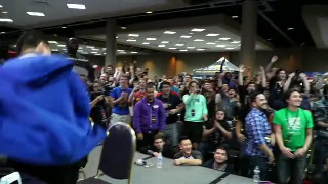 Watch and share TBH6 SSBM Crews - SoCal Vs. Europe - Smash Melee Semifinals GIFs on Gfycat