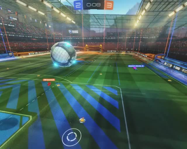 Watch and share Rocket League GIFs by dessel on Gfycat