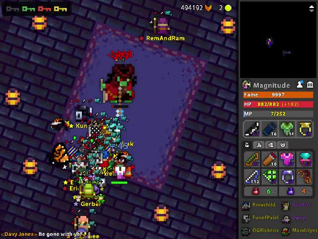 Watch 10k + Spectral Dropre GIF by Magnitude (@magnitude) on Gfycat. Discover more rotmg GIFs on Gfycat