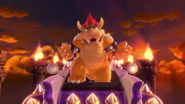 Watch Bowser Gif GIF by themariostars (@the-mario-stars) on Gfycat. Discover more Super Mario 3D World, bowser GIFs on Gfycat