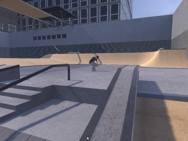 Watch and share 360 Flip To 50-50 GIFs by gunter1337 on Gfycat