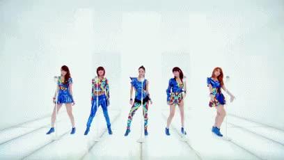 Watch Leather Jackets and Chicken Strips GIF on Gfycat. Discover more Goo Ha-ra, Gyuri, Jiyoung, Nicole Jung, Seungyeon, kara, kmine, kpop, mine GIFs on Gfycat