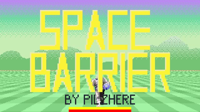 Watch SpaceBarrier title screen GIF by PilzHere (@pilzhere) on Gfycat. Discover more related GIFs on Gfycat
