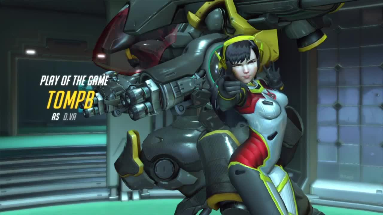 D.Va Play of the Game