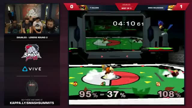 BeyondTheSummit Playing Super Smash Bros. Melee - Twitch Clips