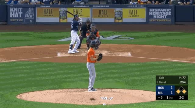 Watch and share Milwaukee Brewers GIFs and Houston Astros GIFs on Gfycat