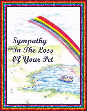 Watch and share Allgraphics Com Sympathy Graphic In Loss Of Pet NWA Clipart GIFs on Gfycat