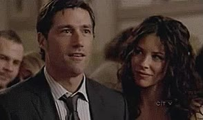 Watch and share Evangeline Lilly GIFs and Matthew Fox GIFs on Gfycat