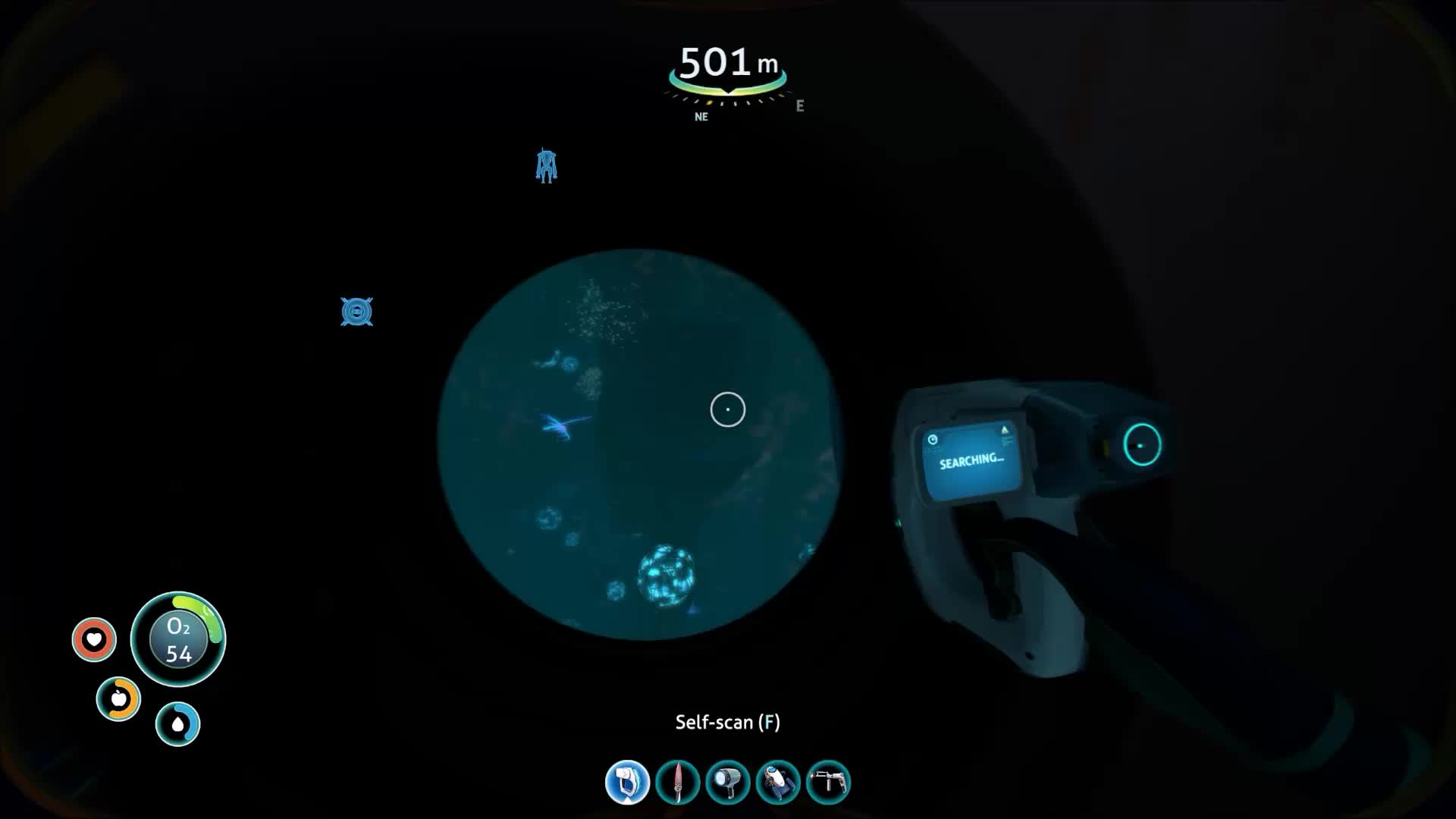 Subnautica Near Death GIFs