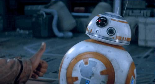 Watch and share BB8 Gif animated stickers on Gfycat