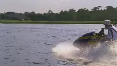 Watch and share Total Frat Move | Craigslist Ad For Jet Ski Promises Topless Chicks, Plentiful Poon GIFs on Gfycat