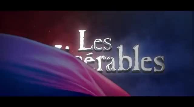 les mis cosette marius valjean, Les Miserables title GIFs