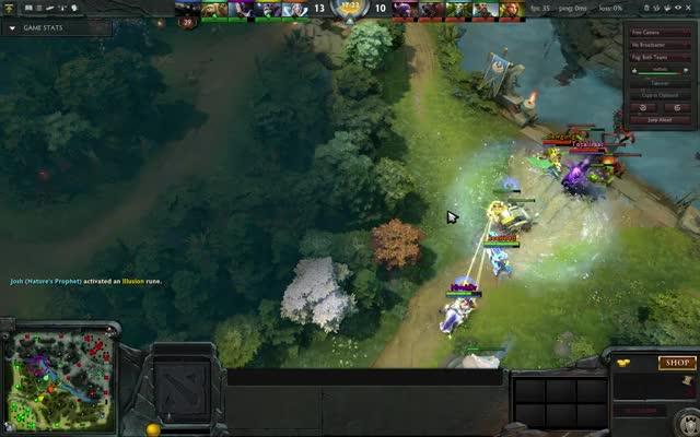 Watch I made a Bane play! GIF on Gfycat. Discover more Dota 2, dota2 GIFs on Gfycat
