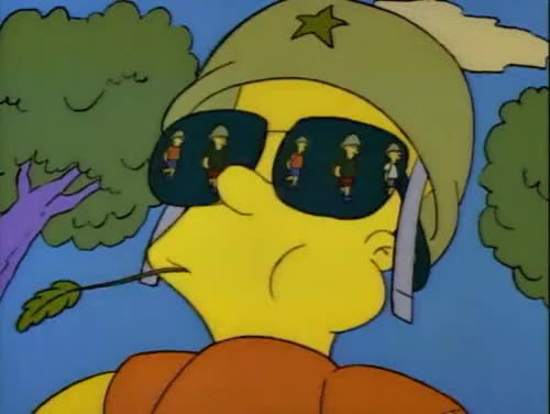 Watch and share Bart The General GIFs and Cool Hand Luke GIFs on Gfycat
