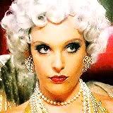 Toni Colette as Mandy Slade inVelvet Goldmine(dir. Todd Hayn