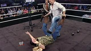 Sandow Hart Jericho gifs