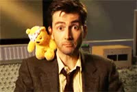 Watch and share Best Person Ever GIFs and David Tennant GIFs on Gfycat