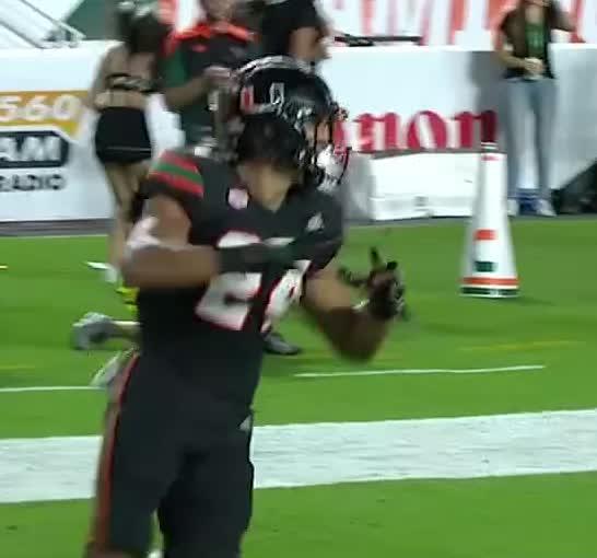 cfb, naruto, 2017-11-04 UM vs VT Travis Homer Hand Seals TD Celebration (x0.25 Speed) GIFs