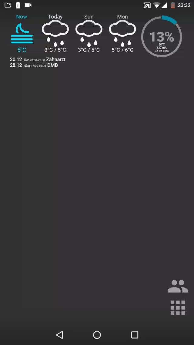 Watch and share Kustom Live Wallpaper GIFs by Yama on Gfycat