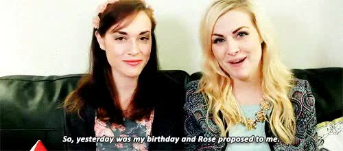Watch and share Rosie Spaughton GIFs and Rose And Rosie GIFs on Gfycat