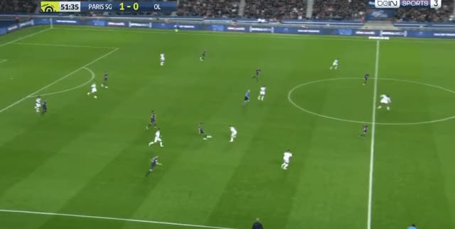 Watch Di Maria short pass + Mbappe miss vs Lyon 18-19 GIF by FIFPRO Stats (@rahspot) on Gfycat. Discover more related GIFs on Gfycat