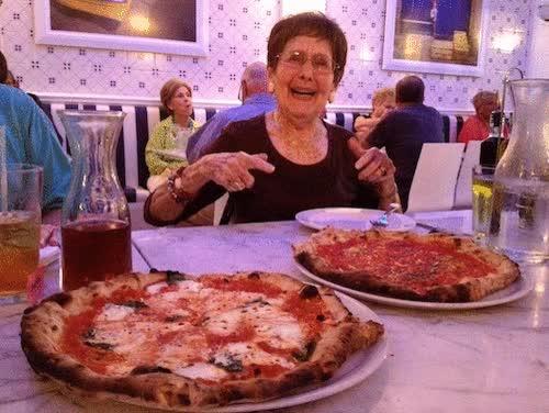 Watch and share Grandma Pizza Dance GIFs on Gfycat
