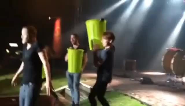Watch this imagine dragons GIF on Gfycat. Discover more ALS, Dan Reynolds, Ice Bucket Challenge, Ice Water Challenge, Imagine Dragons, als, dan reynolds, ice bucket challenge, ice water challenge, imagine dragons, music GIFs on Gfycat