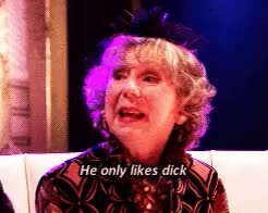 Watch and share Vicious Old Queens GIFs and My Rubbish Gif GIFs on Gfycat