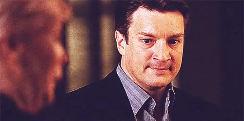 Watch You think we'll get to the front page? GIF on Gfycat. Discover more nathan fillion GIFs on Gfycat