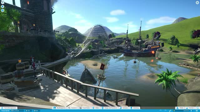 Watch and share Planet Coaster Loan GIFs on Gfycat