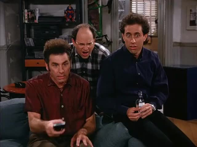 Watch and share Michael Richards GIFs and George Costanza GIFs on Gfycat