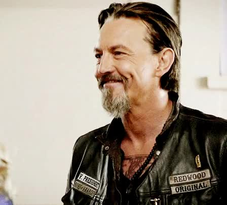 Watch and share 15 Incredible Tommy Flanagan/Chibs GIF Images For Your Enjoyment GIFs on Gfycat