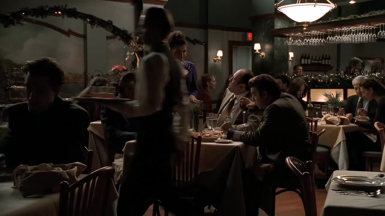thesopranos, The Sopranos - 03x10 - To Save Us All from Satan's Power GIFs