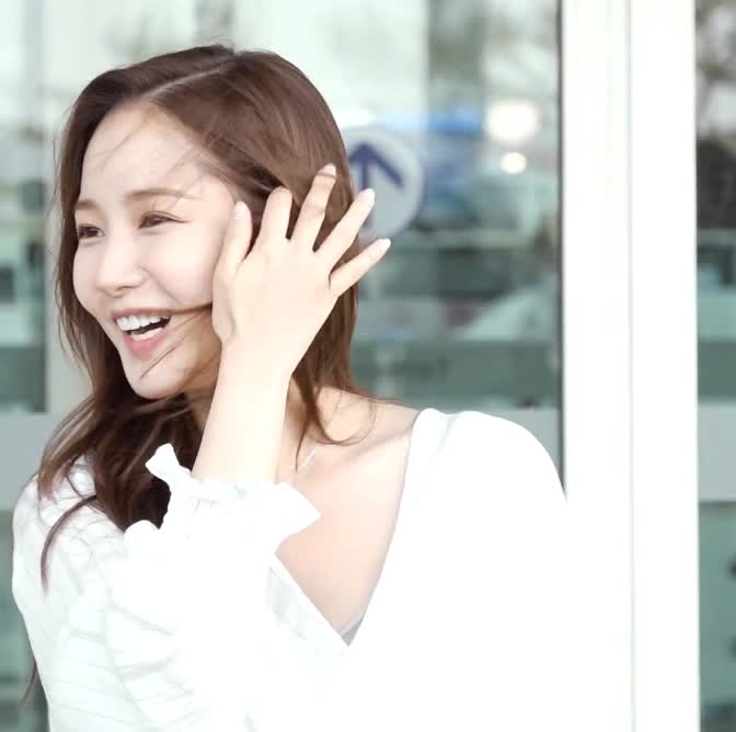 park min young, 박민영 Park Min young2 GIFs