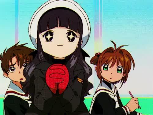 Watch and share Cardcaptor Sakura GIFs and Kinomoto Sakura GIFs on Gfycat
