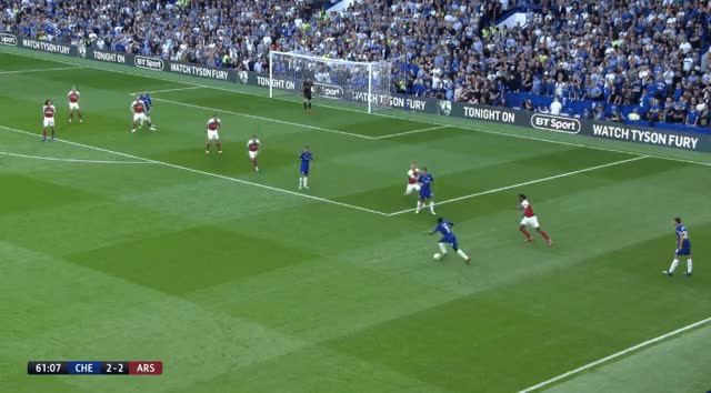 Watch Kovacic playmaking GIF by @ininsinstmm on Gfycat. Discover more Arsenal, Chelsea, soccer GIFs on Gfycat